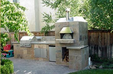 LARGE OR SMALL PIZZA OVENS, WE CAN MAKE IT WORK