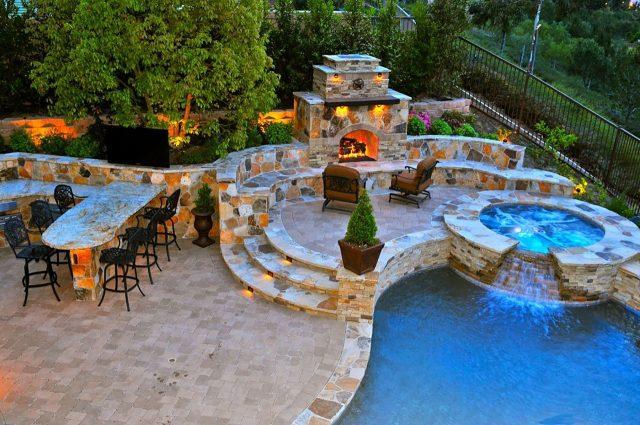 Amazing We Build The Best Backyards, Period.